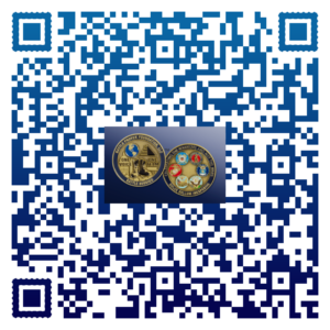 QR Code for Donations to Battle Proven Foundation
